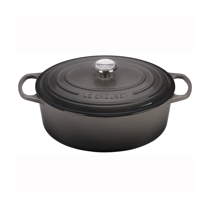 Le Creuset 6 3/4 Qt. Signature Oval Dutch Oven - Oyster