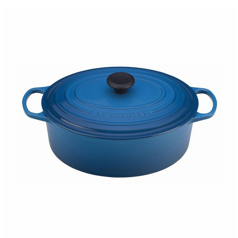 Le Creuset 6 3/4 Qt. Signature Oval French Oven - Marseille