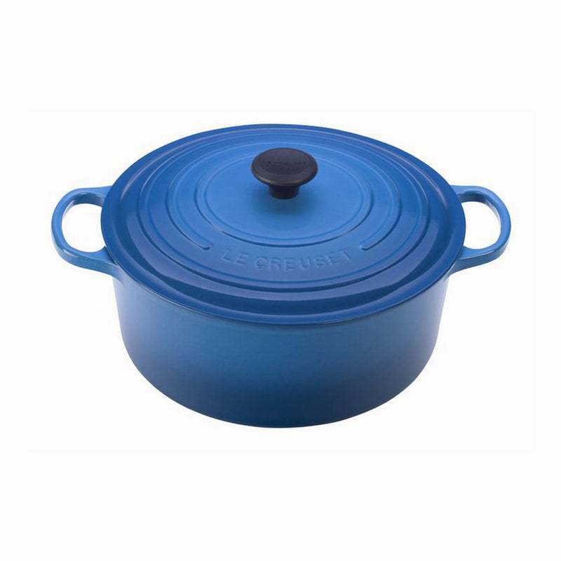 Le Creuset 9 Qt. Signature Round French Oven - Marseille