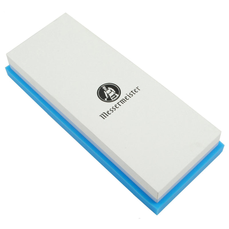 Messermeister - 2-Sided Sharpening Stone - 1000 & 3000 Grit