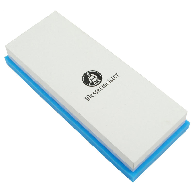 Messermeister - 2-Sided Sharpening Stone - 2000 & 5000 Grit