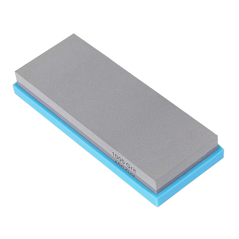 Messermeister - 2-Sided Sharpening Stone - 400 & 1000 Grit