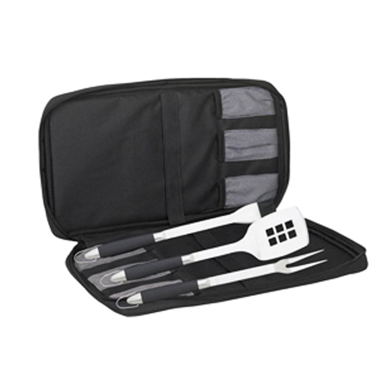 Messermeister - 4 Pc BBQ Meister Travel Tool Set