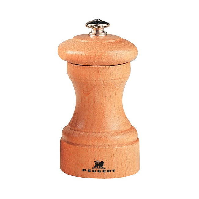 Peugeot Bistro Natural Salt Mill 10cm/4""