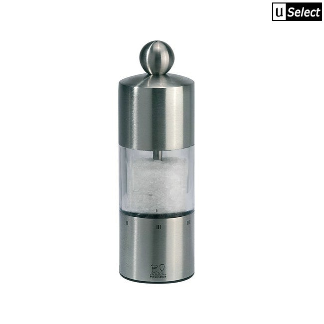Peugeot Commercy u'Select Acrylic Salt Mill 15cm/6""