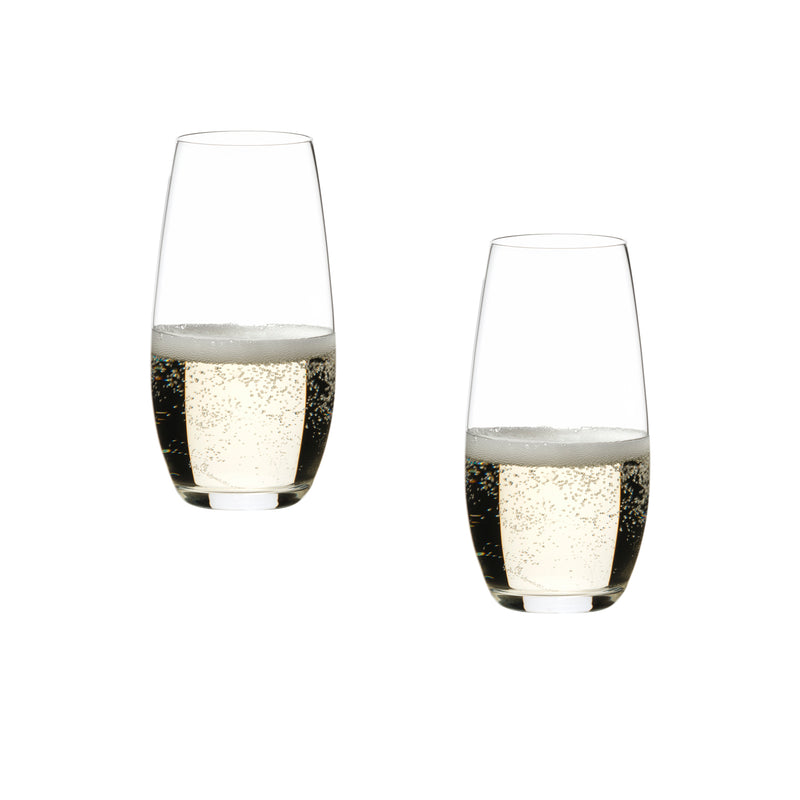 Riedel O Champagne Glasses - Set of 2