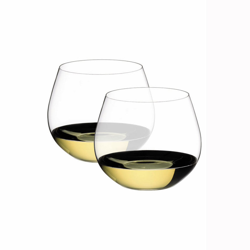 Riedel O Oaked Chardonnay Glasses - Set of 2