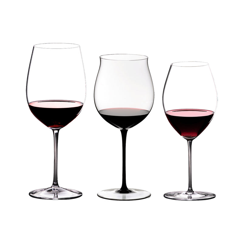 Riedel Sommeliers Anniversary Red Wine Tasting Glasses - Set of 3