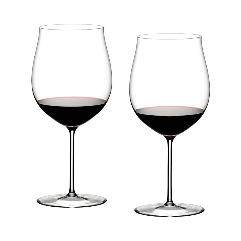 Riedel Sommeliers Value Set: Burgundy Grand Cru Glasses - Set Of 2