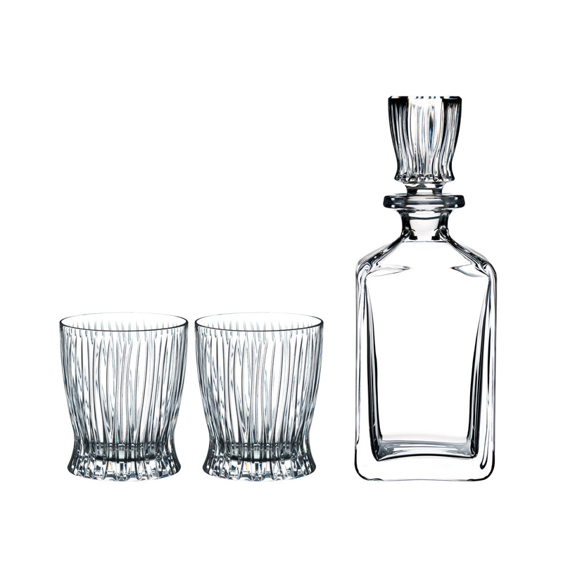 Riedel Tumbler Fire Whisky 3 Pc. Set