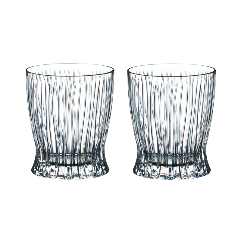 Riedel Tumbler Fire Whisky Glasses - Set of 2