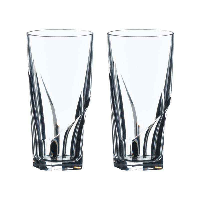 Riedel Tumbler Louis Longdrink Glasses - Set of 2