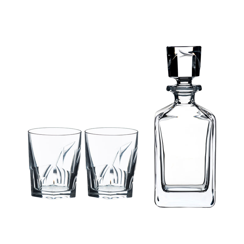 Riedel Tumbler Louis Whisky 3 Pc. Set