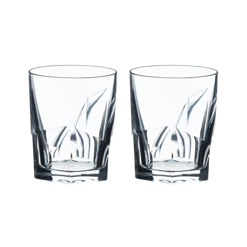 Riedel Tumbler Louis Whisky Glasses - Set of 2