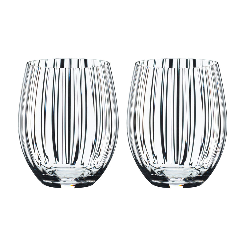 Riedel Tumbler Optical O Longdrink Glasses - Set of 2