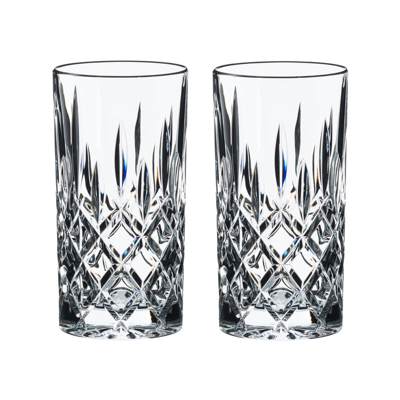 Riedel Tumbler Spey Longdrink Glasses - Set of 2