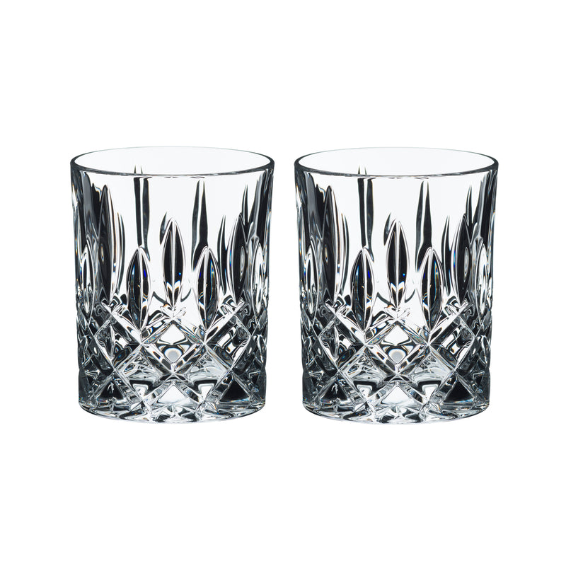 Riedel Tumbler Spey Whisky Glasses - Set of 2