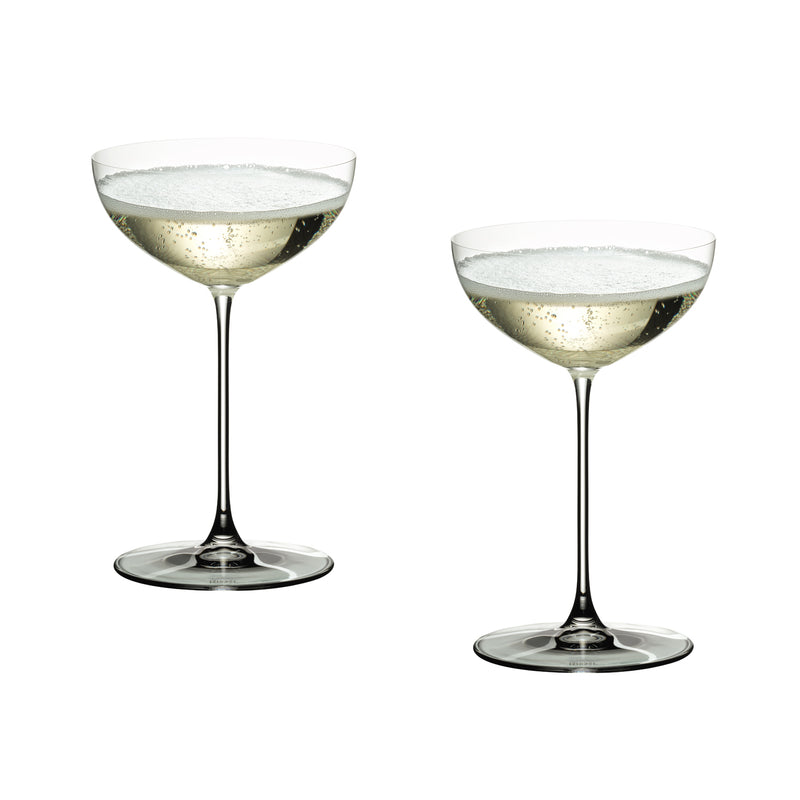 Riedel Veritas Moscato/Coupe Glasses - Set of 2