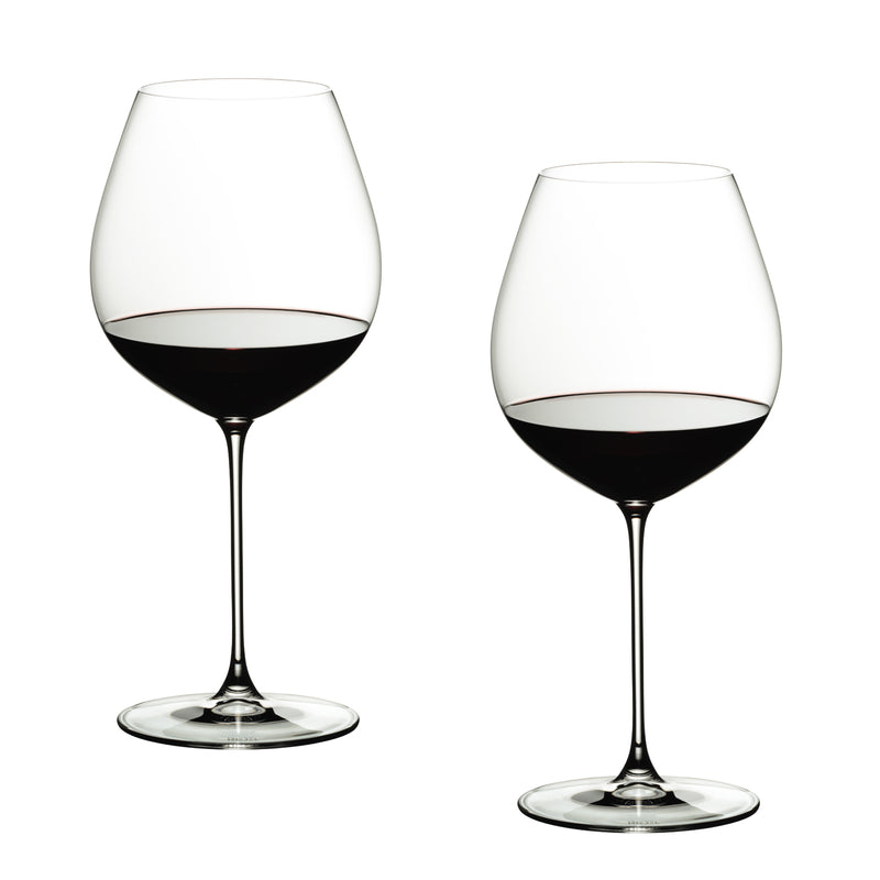 Riedel Veritas Old World Pinot Noir Glasses - Set of 2