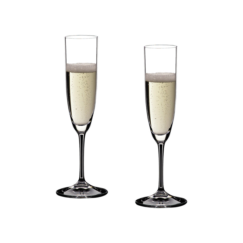 Riedel Vinum Champagne Glasses - Set of 2