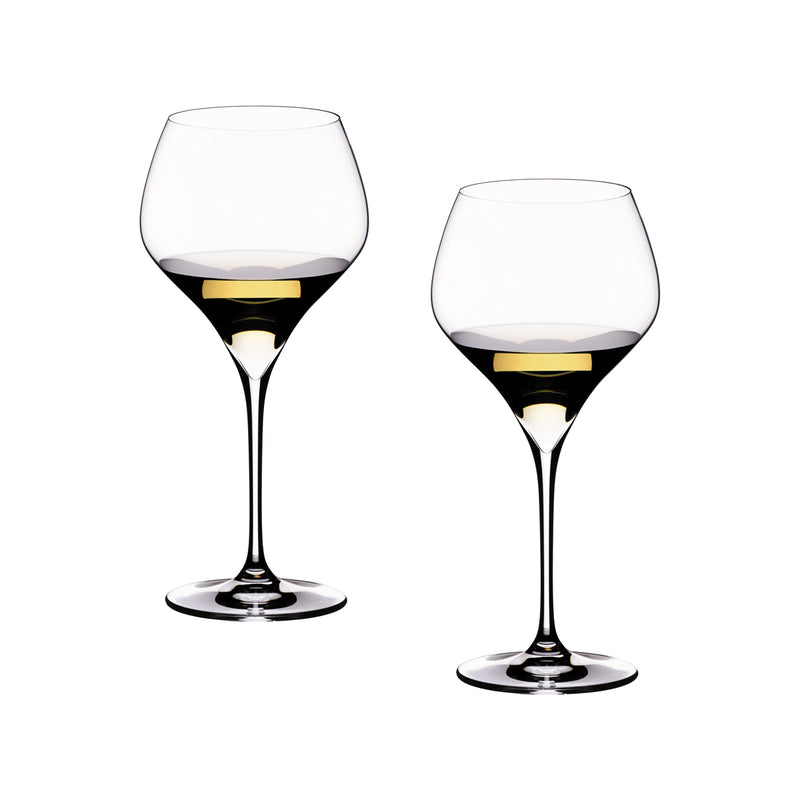 Riedel Vitis Oaked Chardonnay Glasses - Set of 2