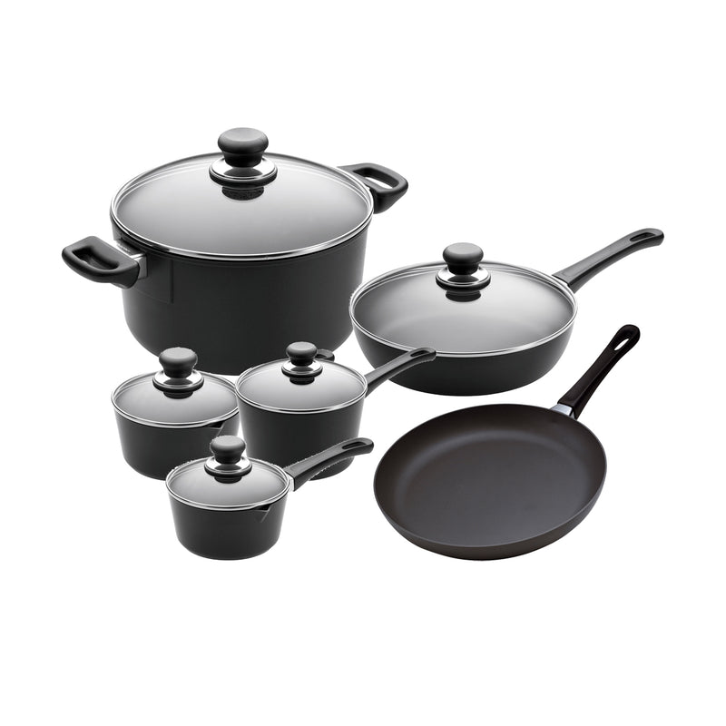 Scanpan Classic - 11 Pc. Deluxe Cookware Set