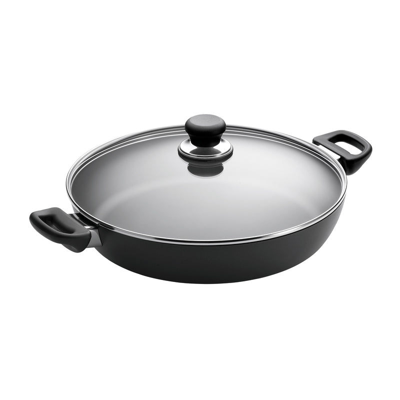 "Scanpan Classic - 12 1/2"" Covered Chef Pan"