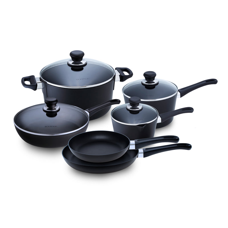 Scanpan Classic Induction - 10 pc. Cookware Set
