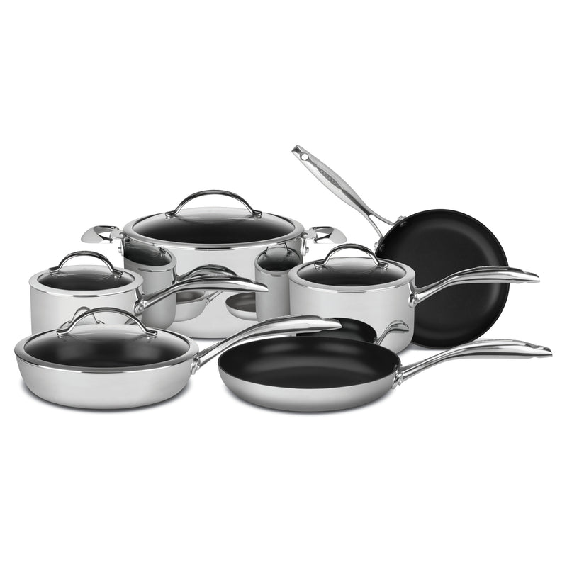 Scanpan CTP - 10-Piece Cookware Set
