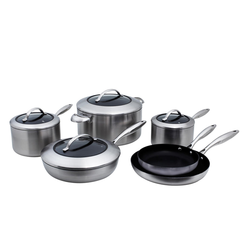 Scanpan CTX - 10 Pc. Cookware set