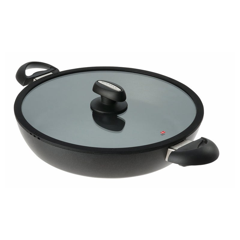"Scanpan IQ - 12 1/2"" Covered Chef Pan"