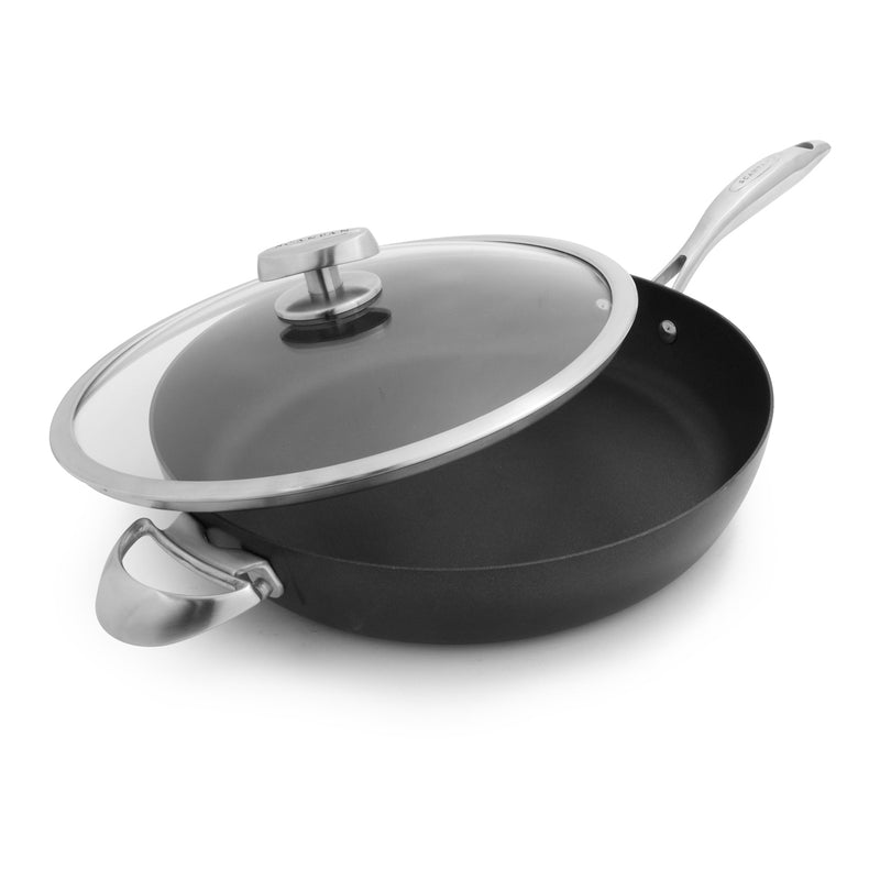 Scanpan Pro IQ - 3 1/2 Qt. Covered Saute Pan