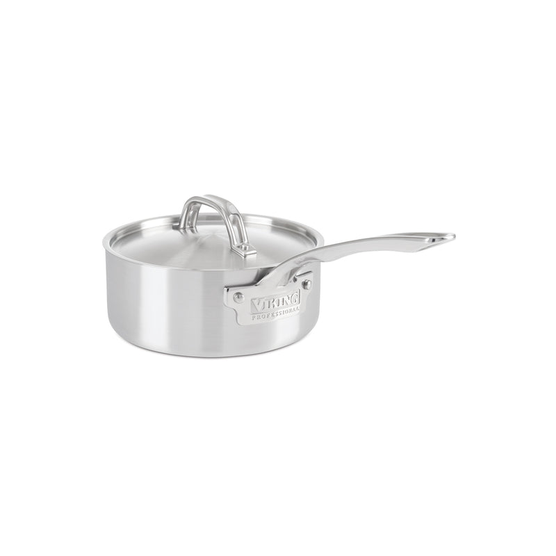 Viking 5-Ply Professional - 2 Qt. Sauce Pan w/Lid - Satin Finish