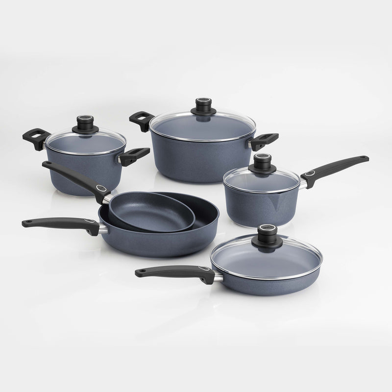 Woll Diamond Plus/Diamond Lite Induction 10 Pc Set