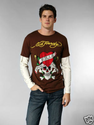 Long Sleeve Ed Hardy