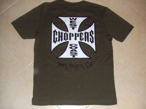 Tshirt West Coast Choppers