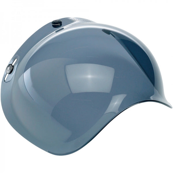 Viseira Bolha Biltwell Bubble Shield Smoke Preta