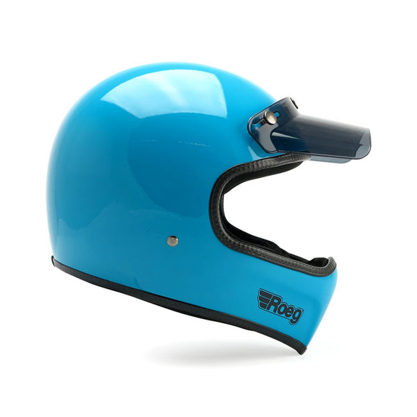 Capacete Roeg Peruna Sly Gloss