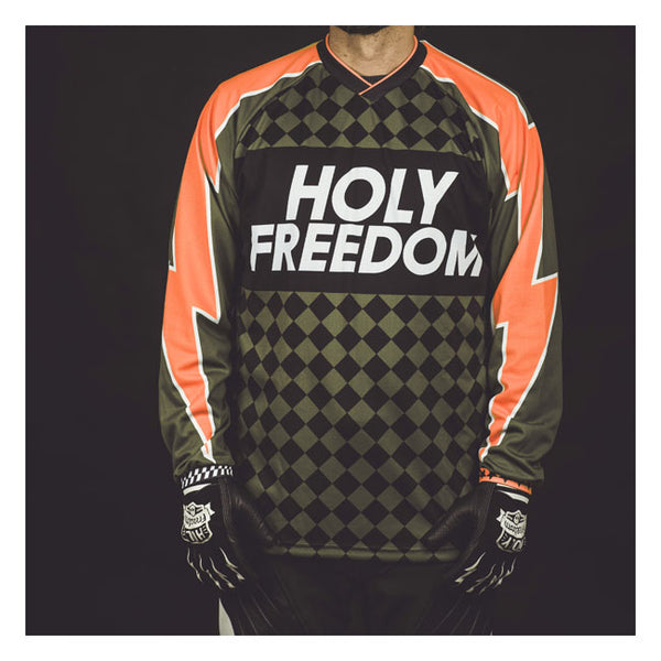 Sweat Sweat Holy Freedom Dieci Jersey