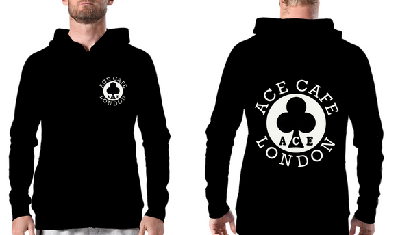 Hoodie Sweat com gorro Ace Cafe London