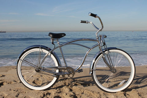 Bicicleta Low Rider Aluminio Beach Cruiser Chopper
