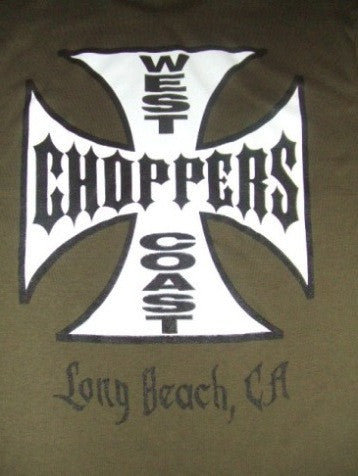 Long Sleeve West Coast Choppers