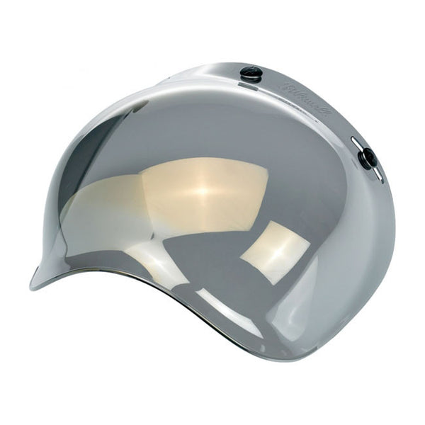 Viseira Bolha Biltwell Bubble Shield Gold Mirror Dourada