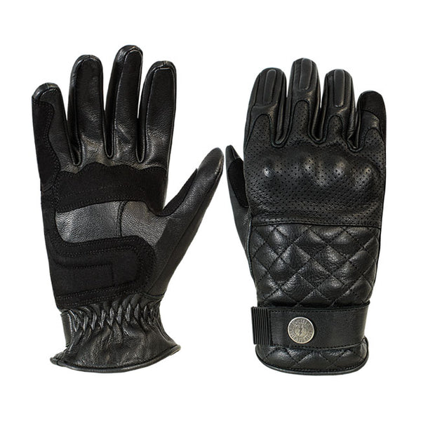 Luvas John Doe Tracker Gloves Black