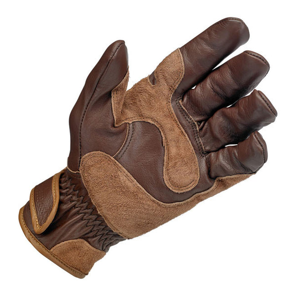 Luvas Biltwell Work Gloves Chocolate