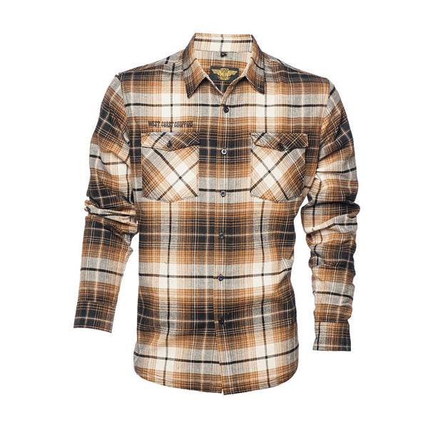 Camisa flanela West Coast Choppers