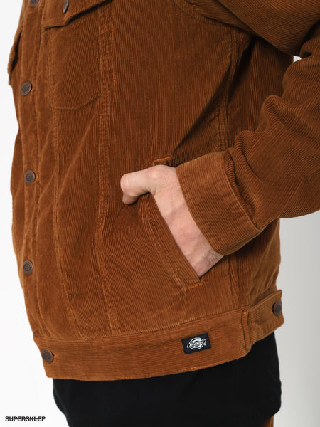 Casaco Dickies Naruna Brown Duck