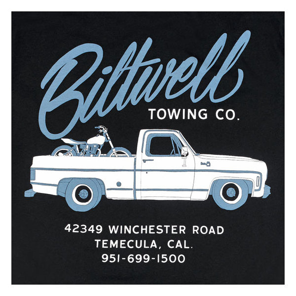 T-shirt Biltwell Pick-up Moto