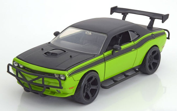 Miniatura 1:24 Plymouth Barracuda Fast and Furious 7