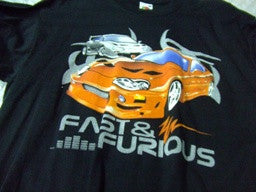 T-Shirt Fast and Furious